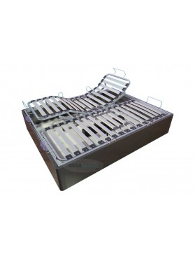 Canapé abatible articulado eléctrico-megacolchon