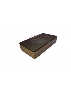 Canapé madera lateral gran espai XL proconfort-megacolchon