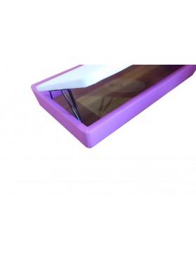 Canapé lateral polipiel Cesar-megacolchon