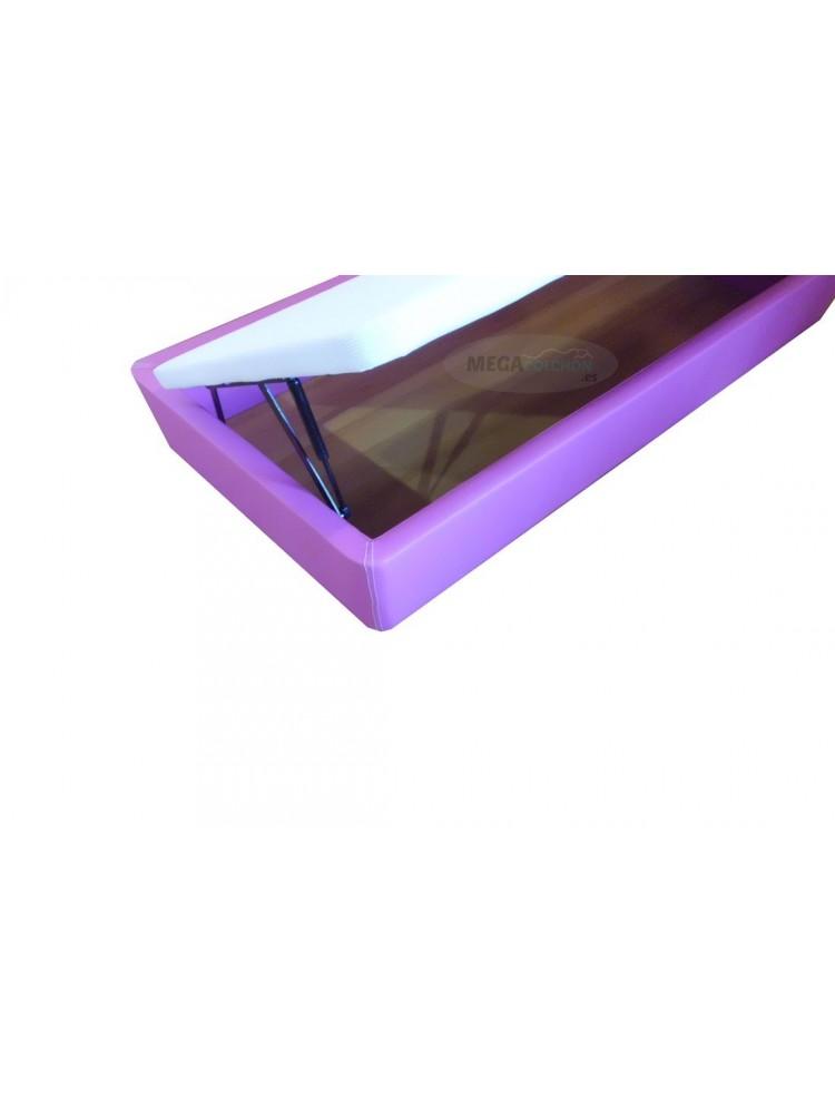 Canapé lateral polipiel Cesar XL-megacolchon